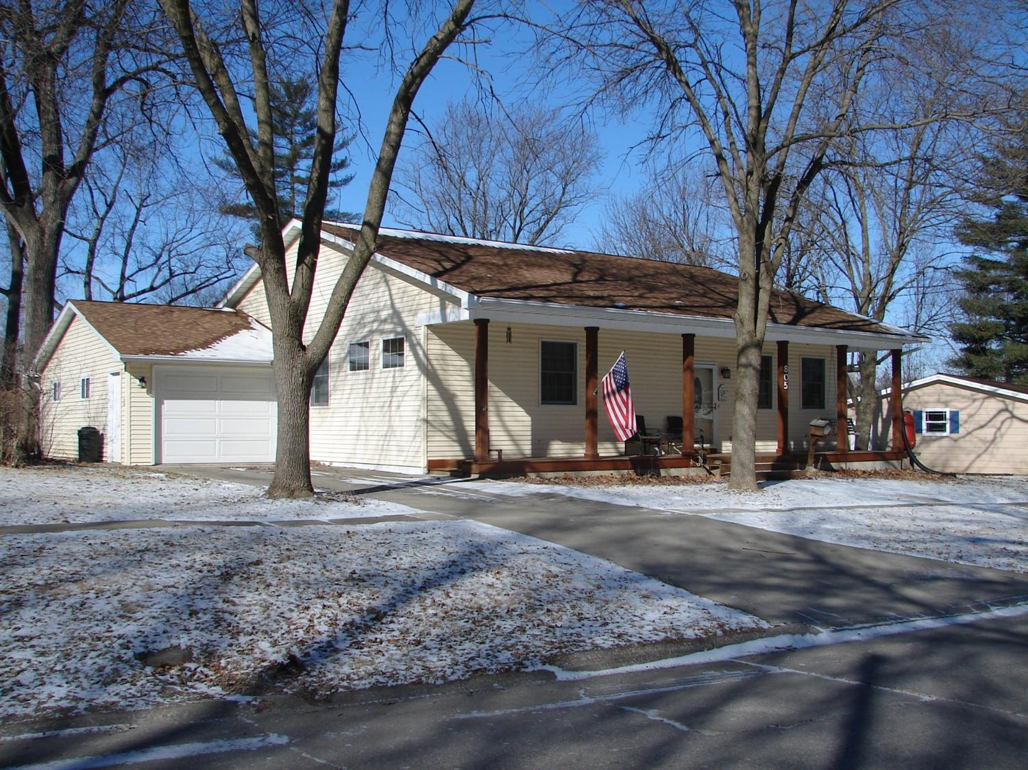 805 N Main St, Mount Pleasant, IA 52641