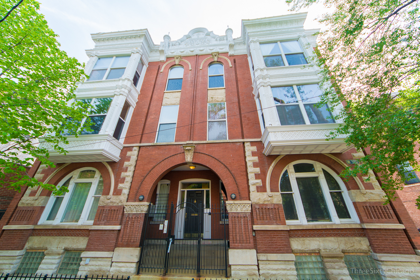 Photo of 717 North Paulina Street  CHICAGO  IL