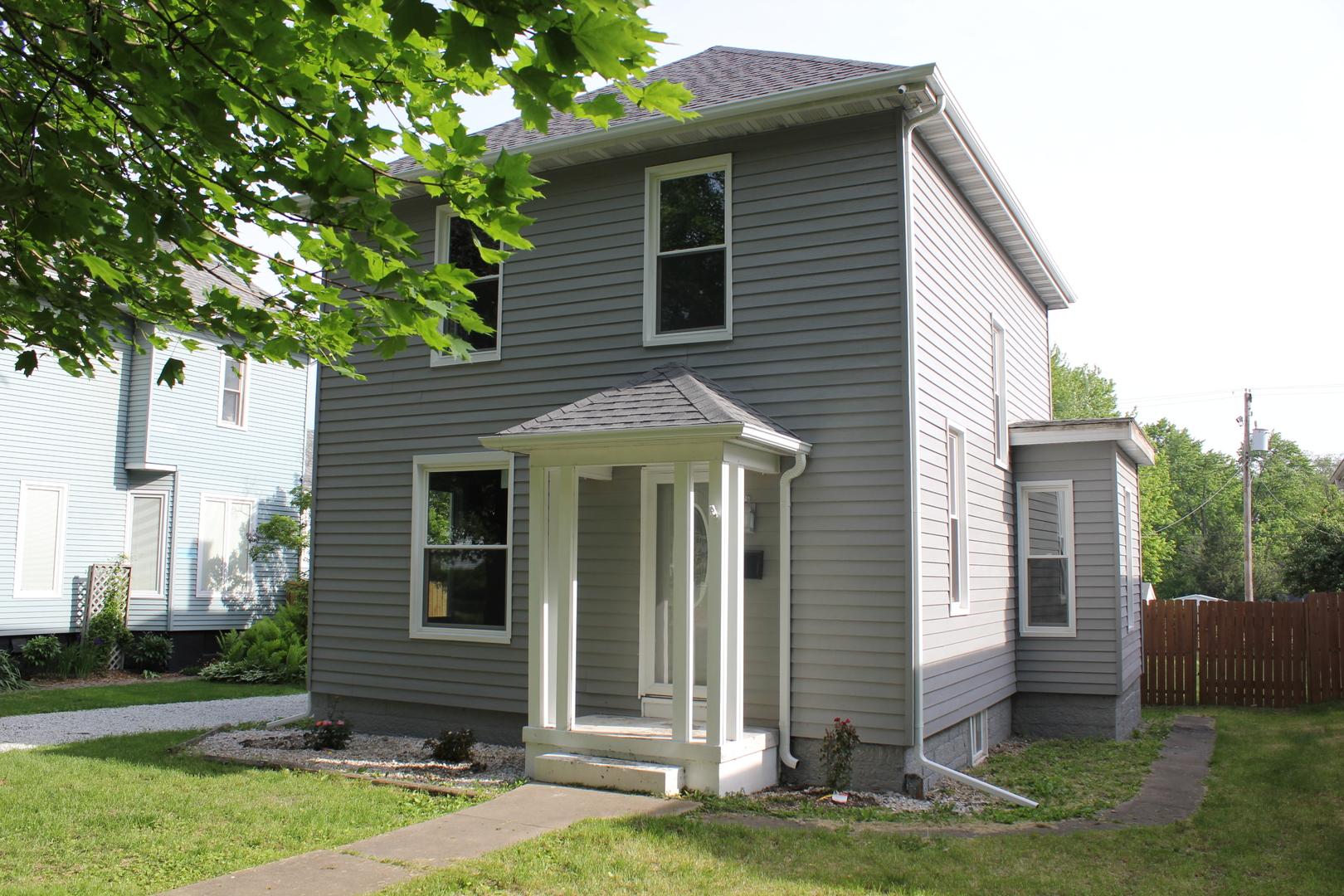 Photo of 543 West Pells Street  PAXTON  IL