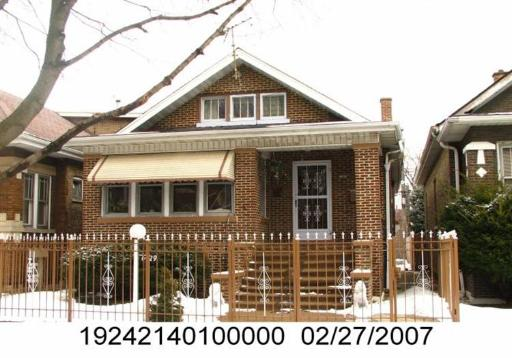 Photo of 6429 South Campbell Avenue  CHICAGO  IL
