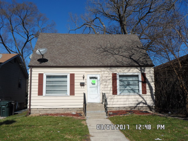 Photo of 526 East 144th Place  DOLTON  IL