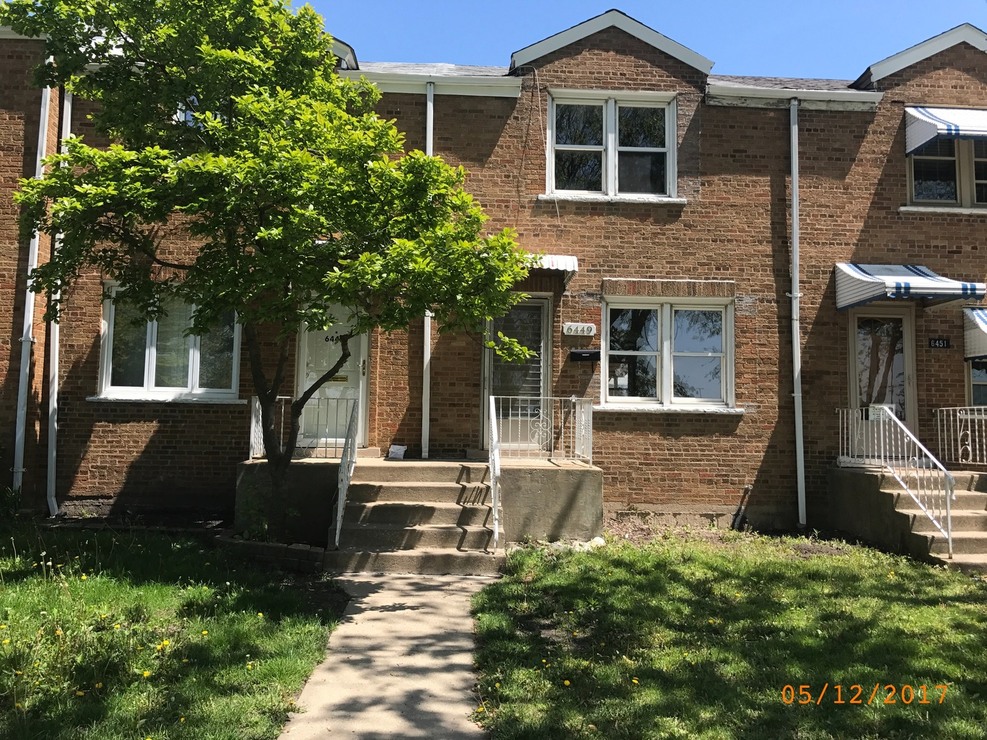 Photo of 6449 South Long Avenue  CHICAGO  IL