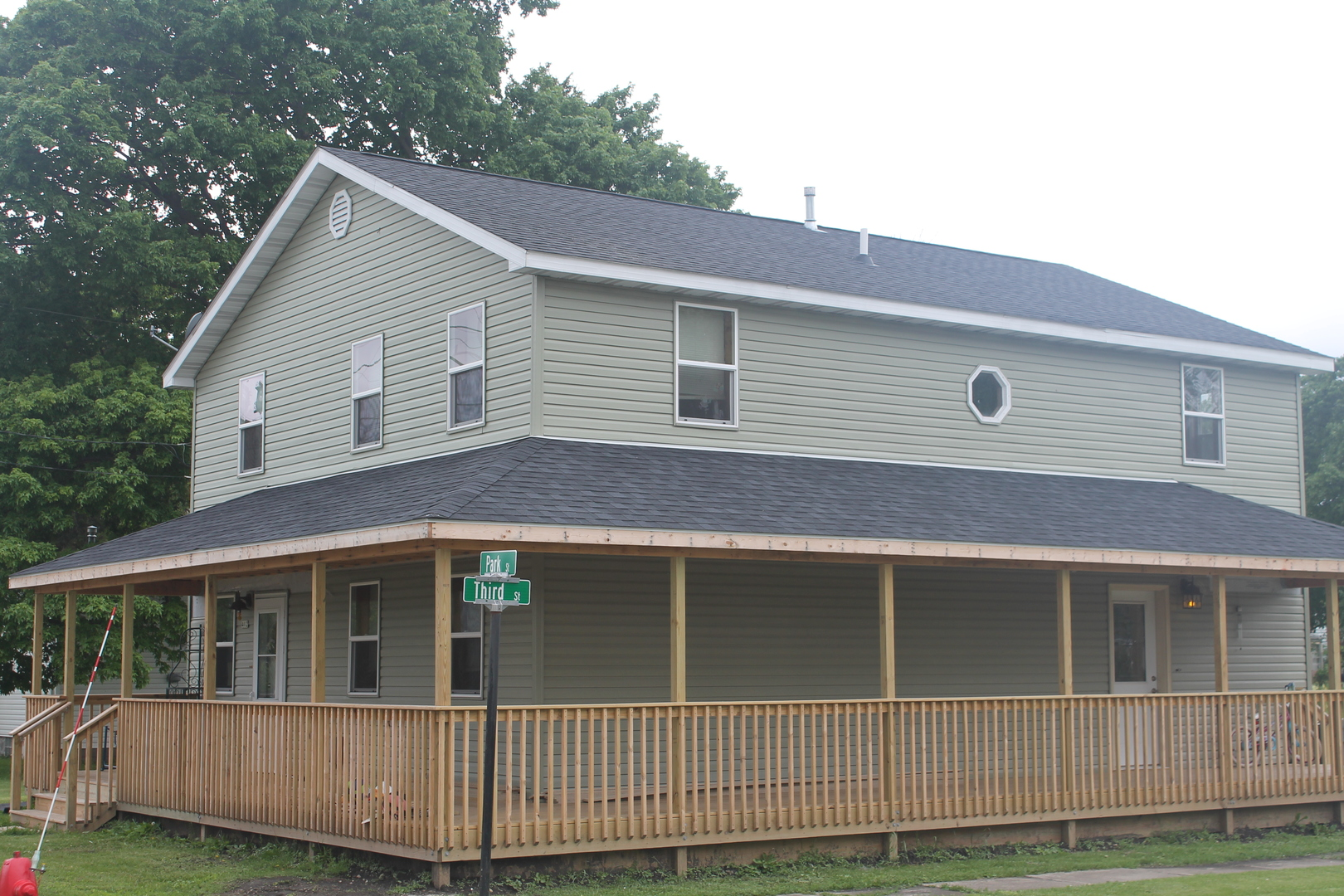 Photo of 402 Park Street  EARLVILLE  IL