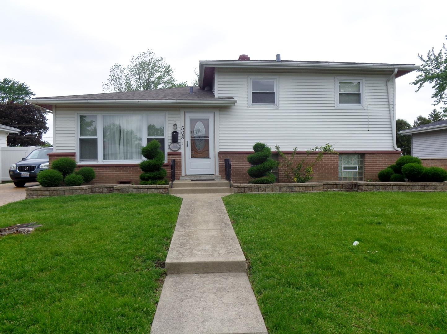 Photo of 508 West Moreland Avenue  ADDISON  IL