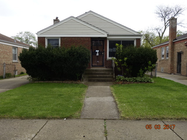 Photo of 326 Morris Avenue  BELLWOOD  IL