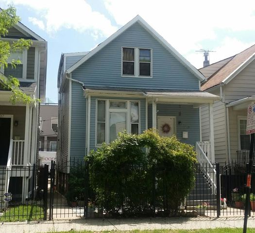 Photo of 2539 West Moffat Street  CHICAGO  IL