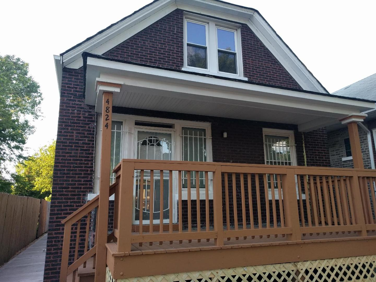 Photo of 4824 West Kamerling Avenue  CHICAGO  IL