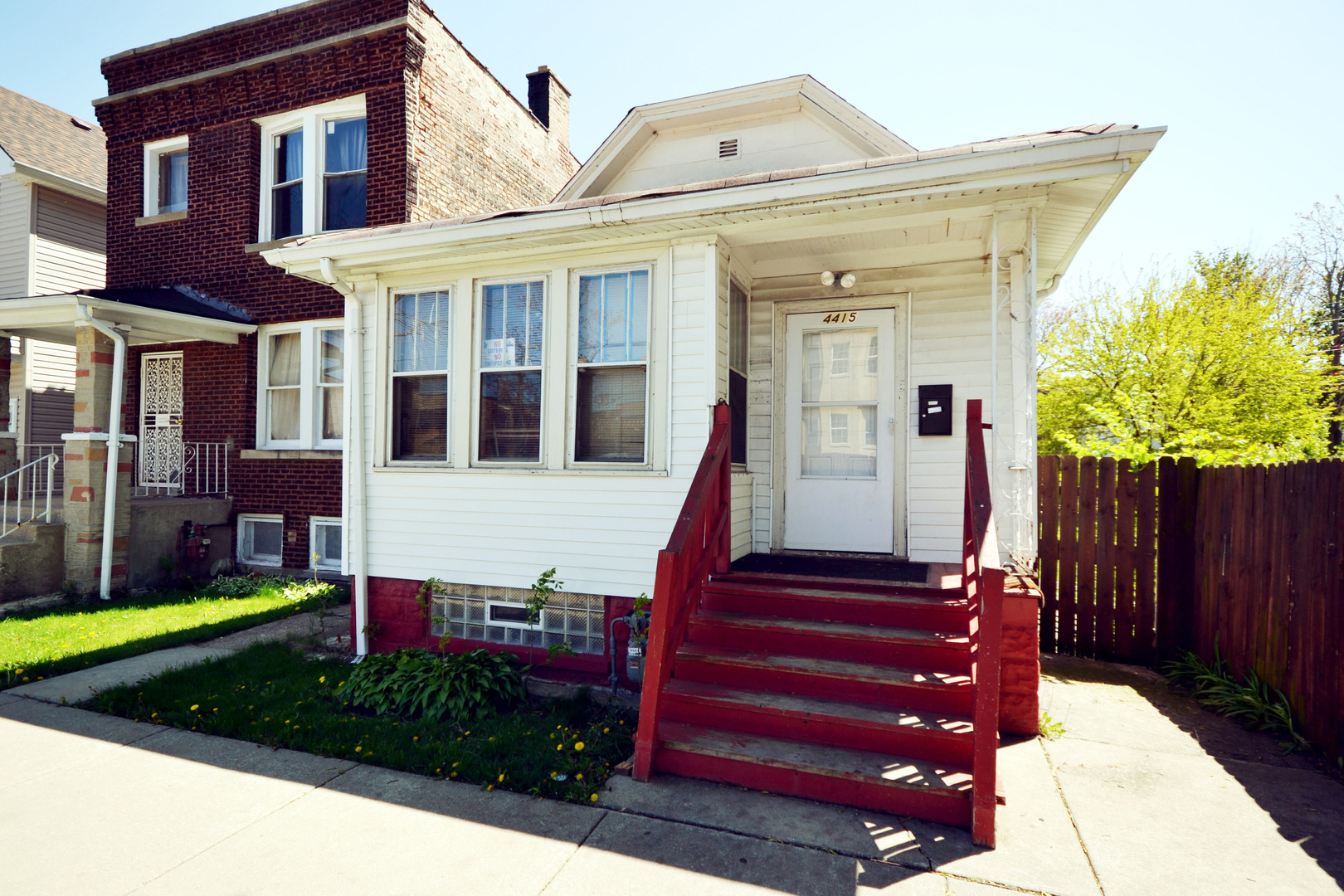 Photo of 4415 West Fulton Street  CHICAGO  IL