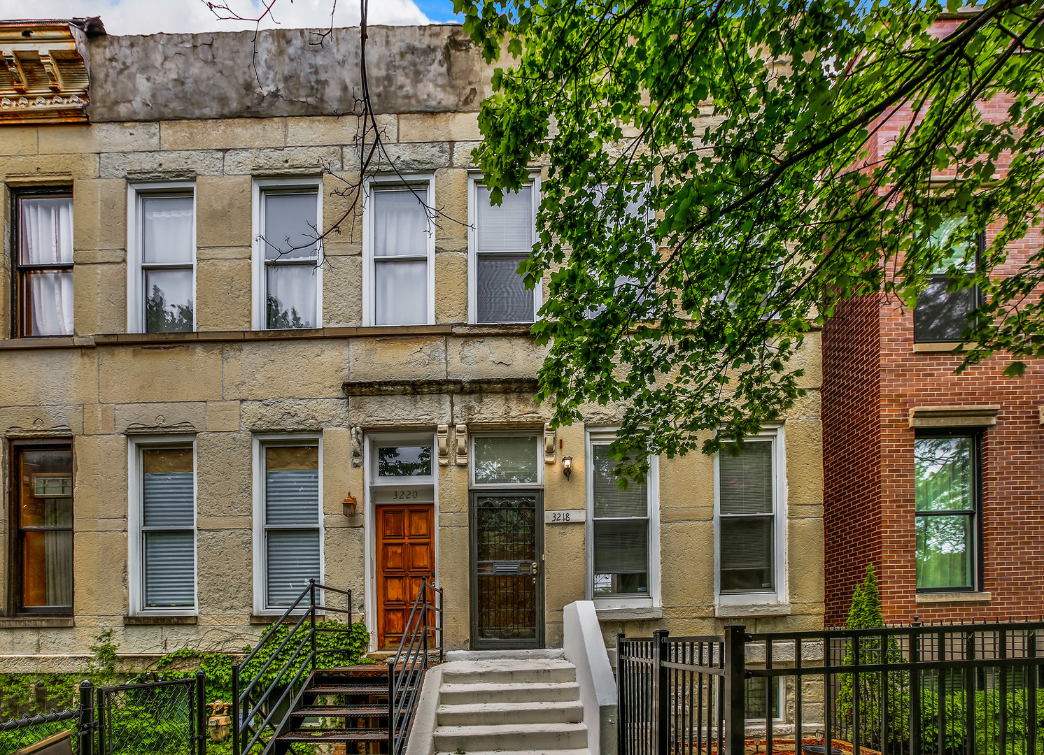 Photo of 3218 South PRAIRIE Avenue  CHICAGO  IL