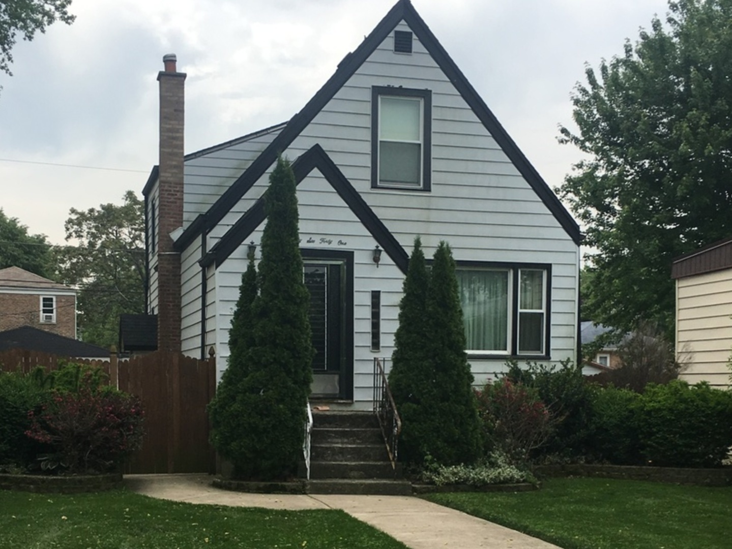 Photo of 2641 West 97th Street  EVERGREEN PARK  IL