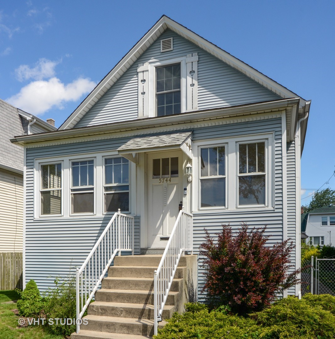 Photo of 5744 West WINDSOR Avenue  CHICAGO  IL