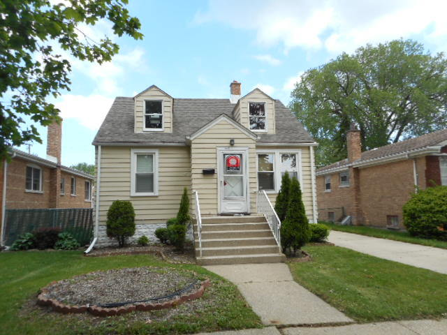 Photo of 8841 South Francisco Avenue  EVERGREEN PARK  IL