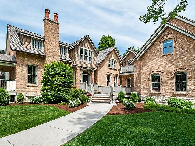 638 North Kenilworth Avenue, Oak Park, Illinois