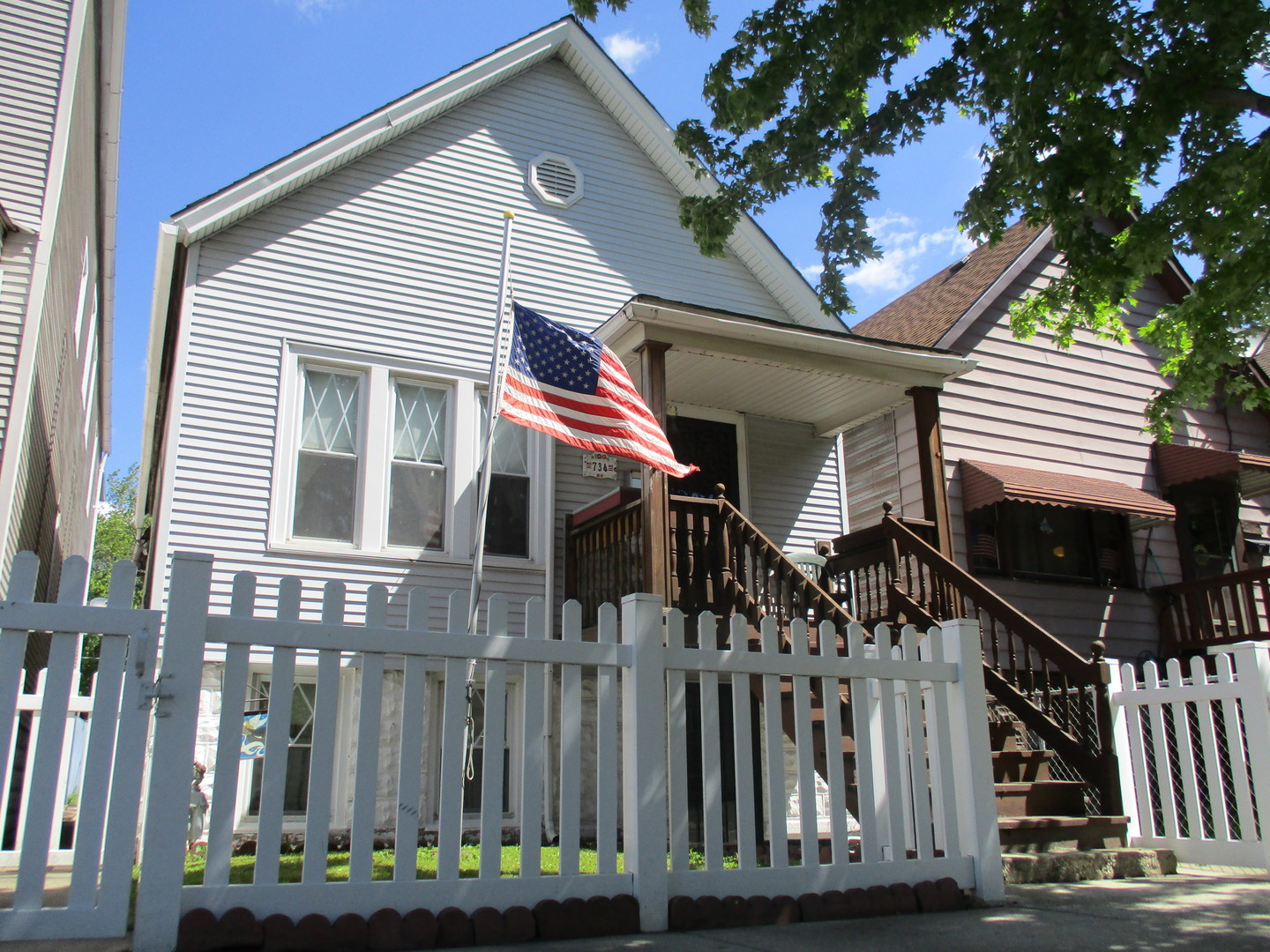 Photo of 734 West 48th Place  CHICAGO  IL