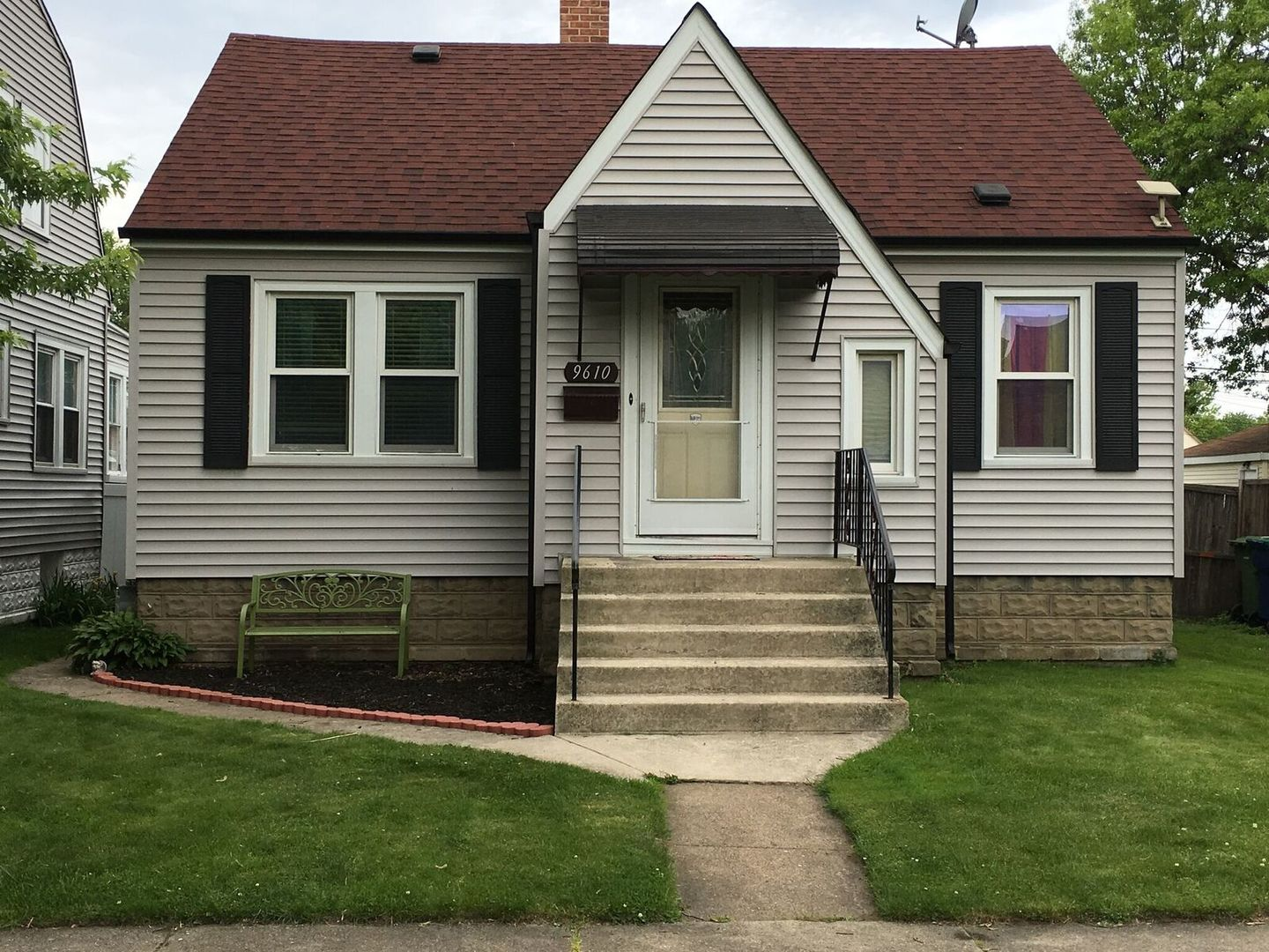 Photo of 9610 South Troy Avenue  EVERGREEN PARK  IL