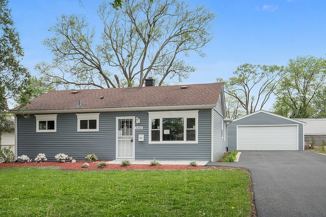 Photo of 442 Rose Street  BENSENVILLE  IL