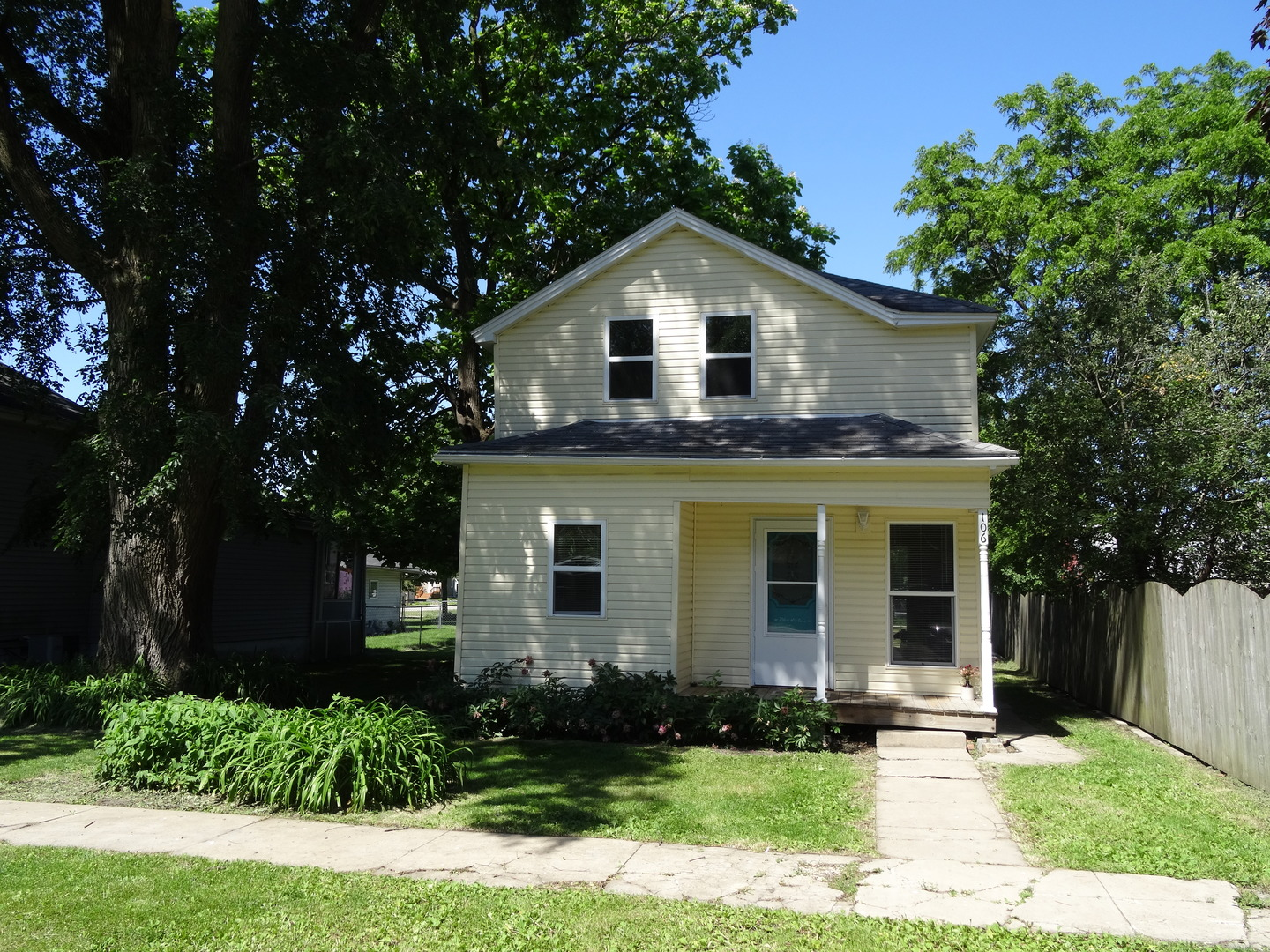 Photo of 106 South Wormley Street  RANSOM  IL