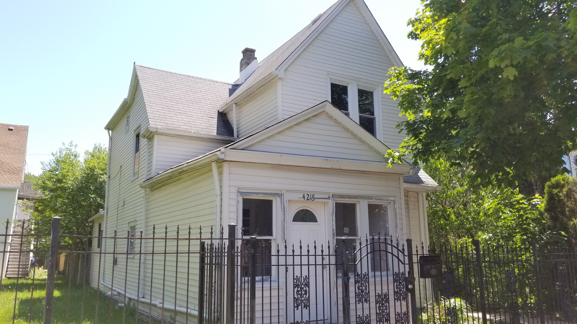 Photo of 4215 South Maplewood Avenue  CHICAGO  IL