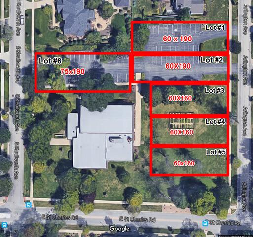 Lot #4 Arlington Avenue ELMHURST, IL 60126