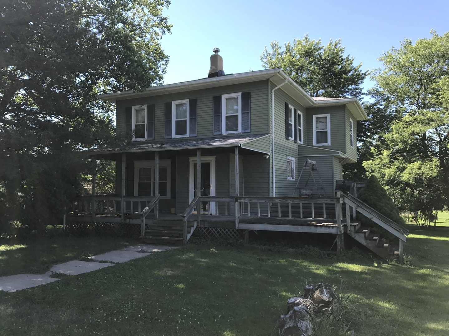 Photo of 207 East 2nd Street  WYANET  IL