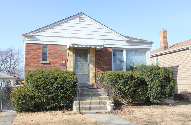 Photo of 3120 North Oleander Avenue  CHICAGO  IL