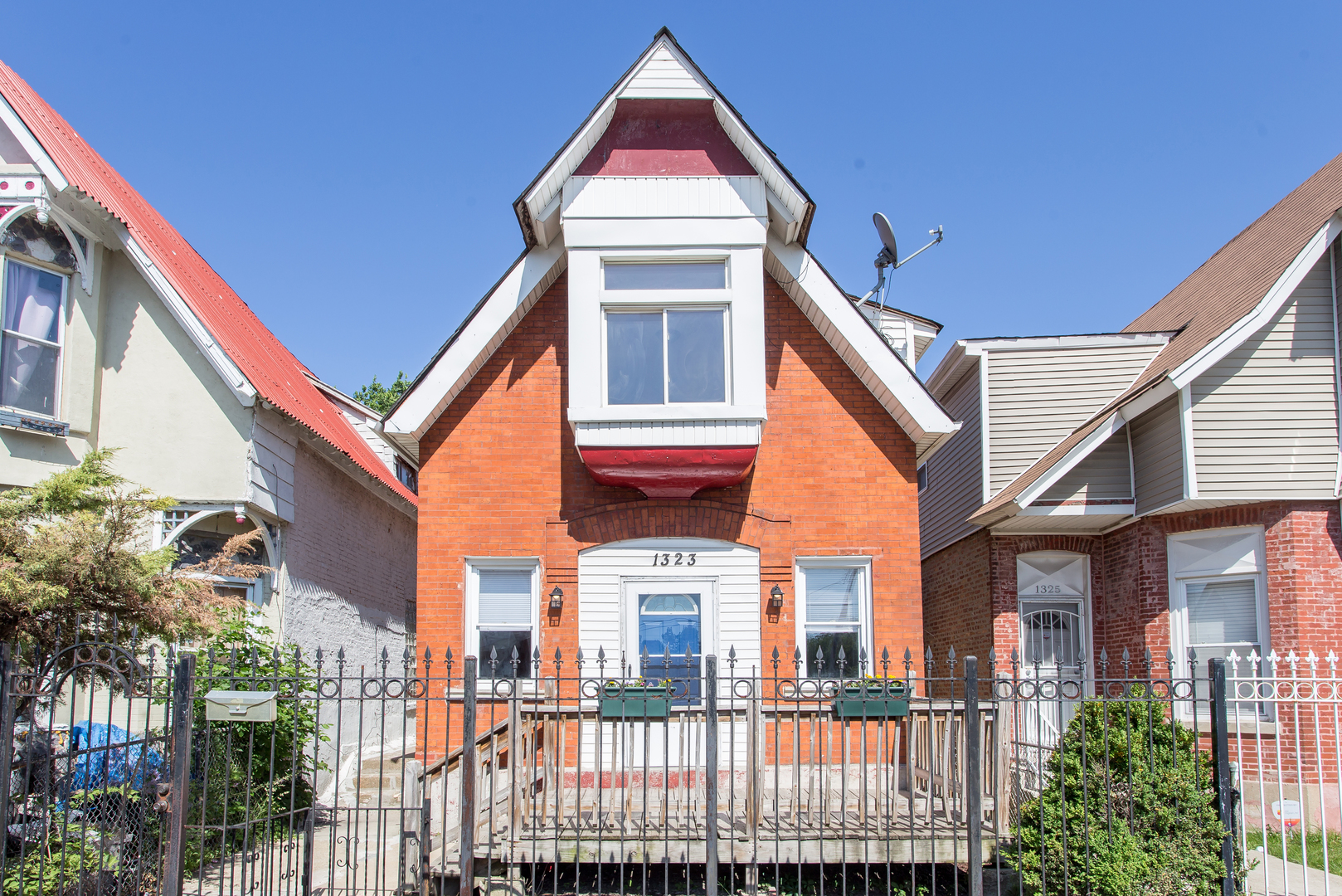Photo of 1323 South Claremont Avenue  CHICAGO  IL