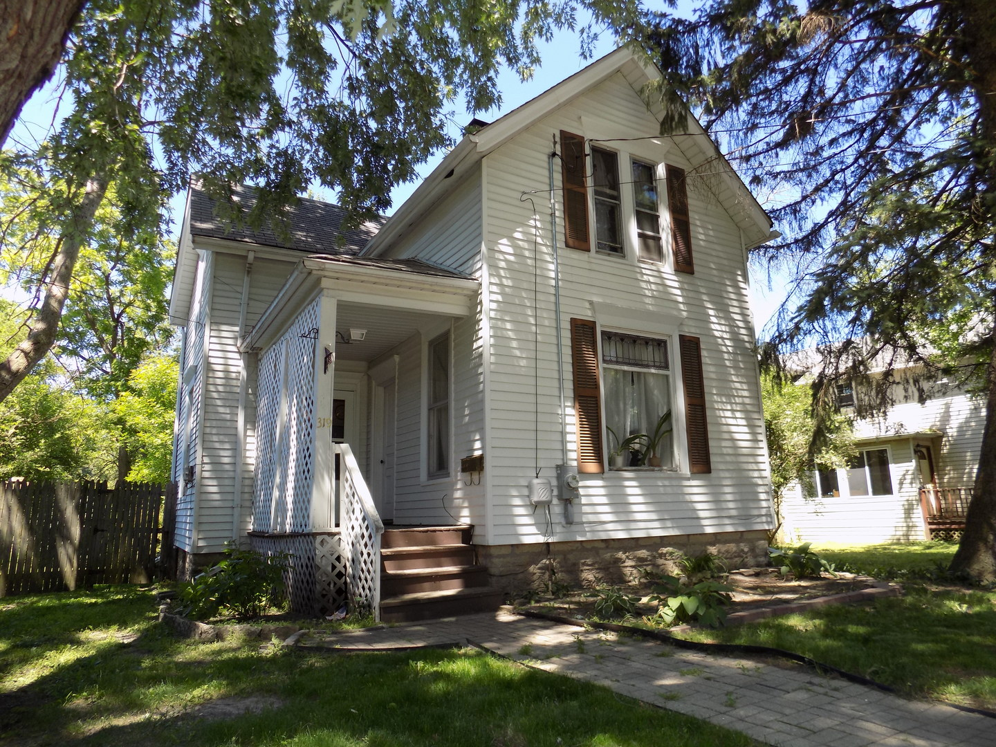 Photo of 319 George Street  WEST CHICAGO  IL