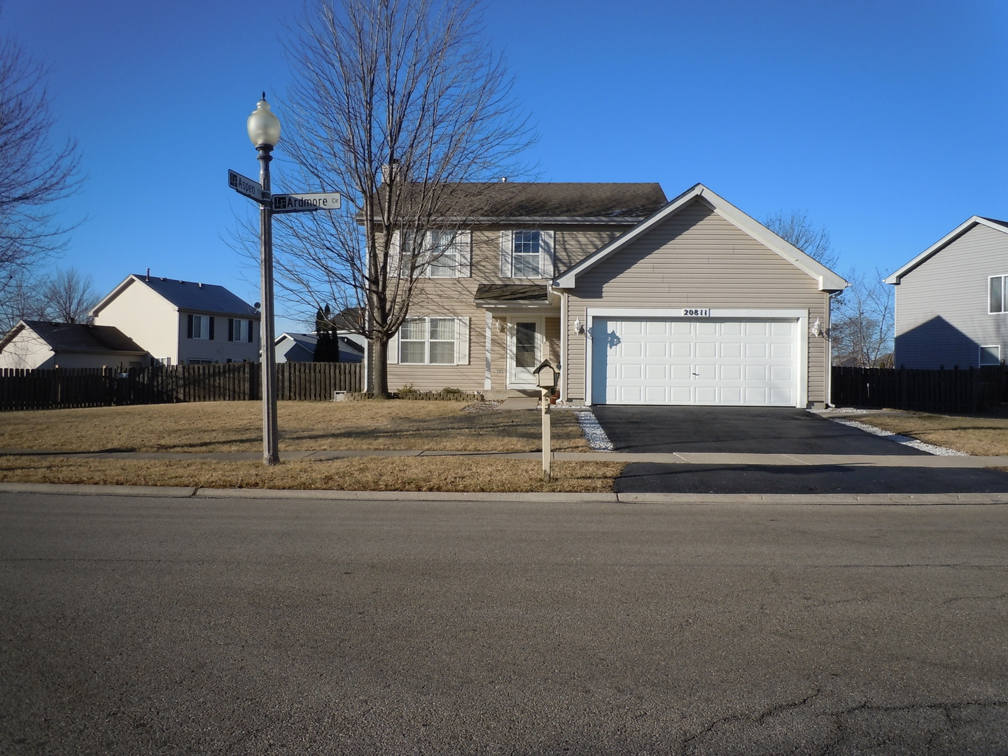 Photo of 20811 West Ardmore Circle  PLAINFIELD  IL