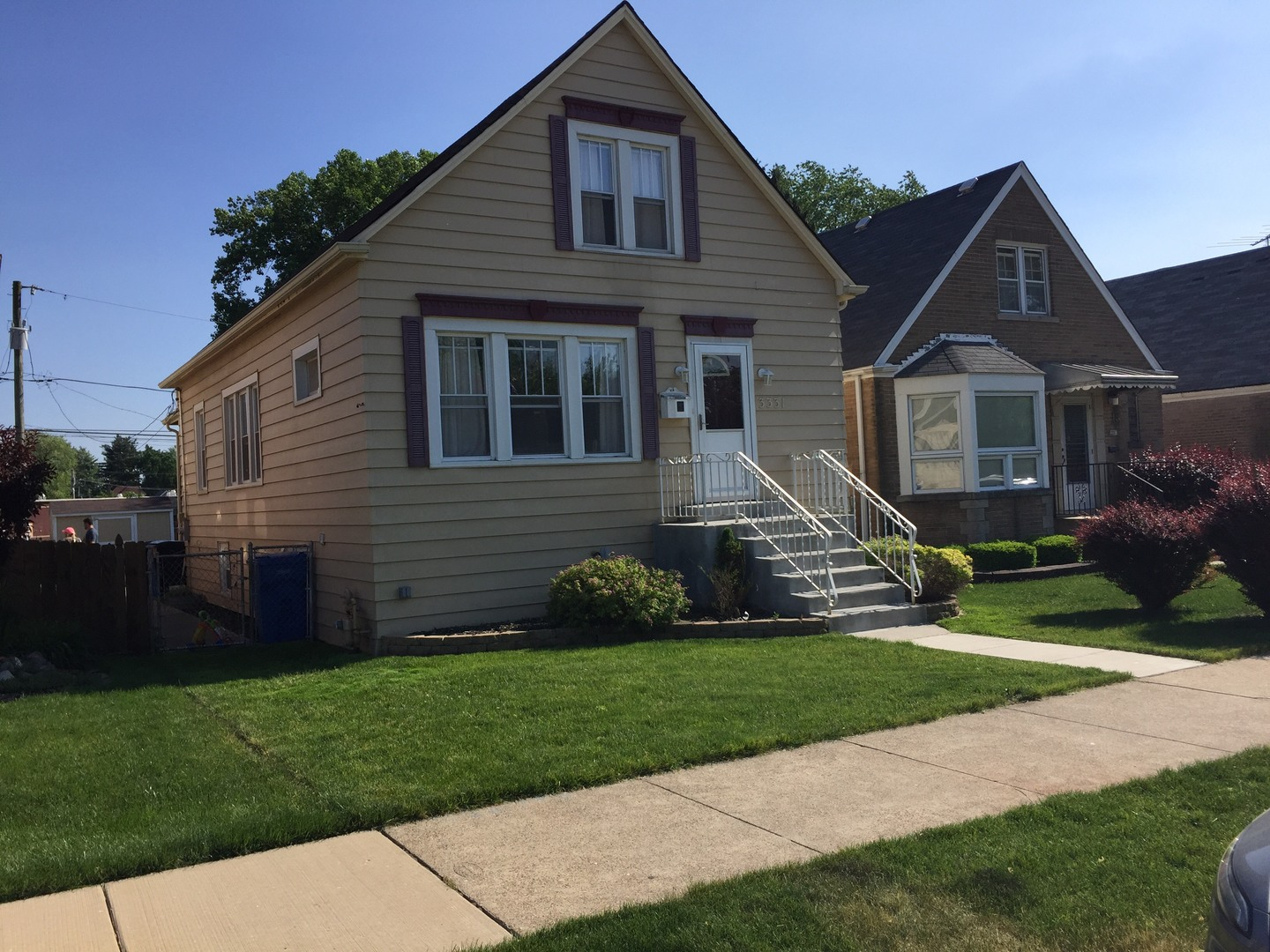 Photo of 3331 West 112th Place  CHICAGO  IL