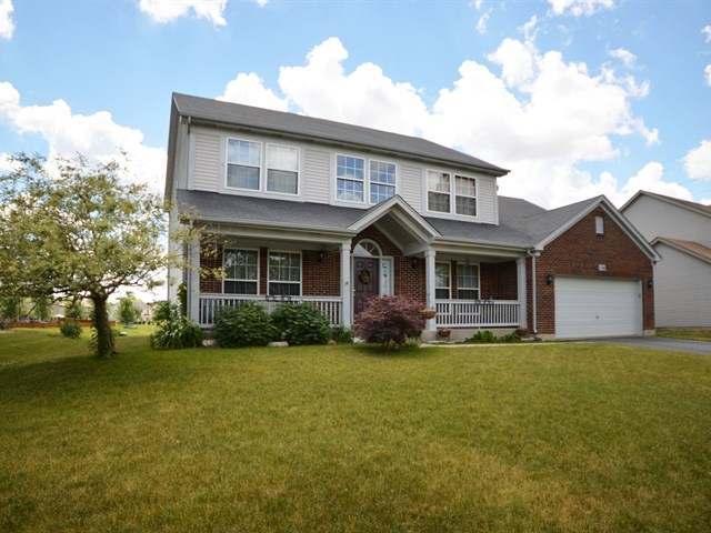 Photo of 536 Rivers Edge Drive  MINOOKA  IL