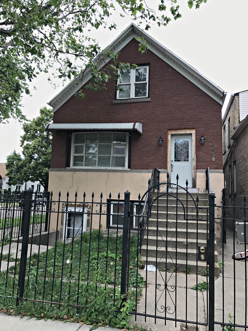 Photo of 3658 West Hirsch Street  CHICAGO  IL