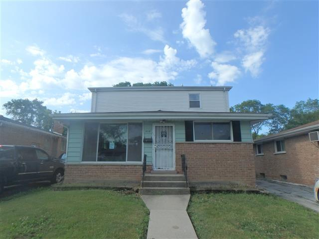 Photo of 258 HICKORY Street  CHICAGO HEIGHTS  IL