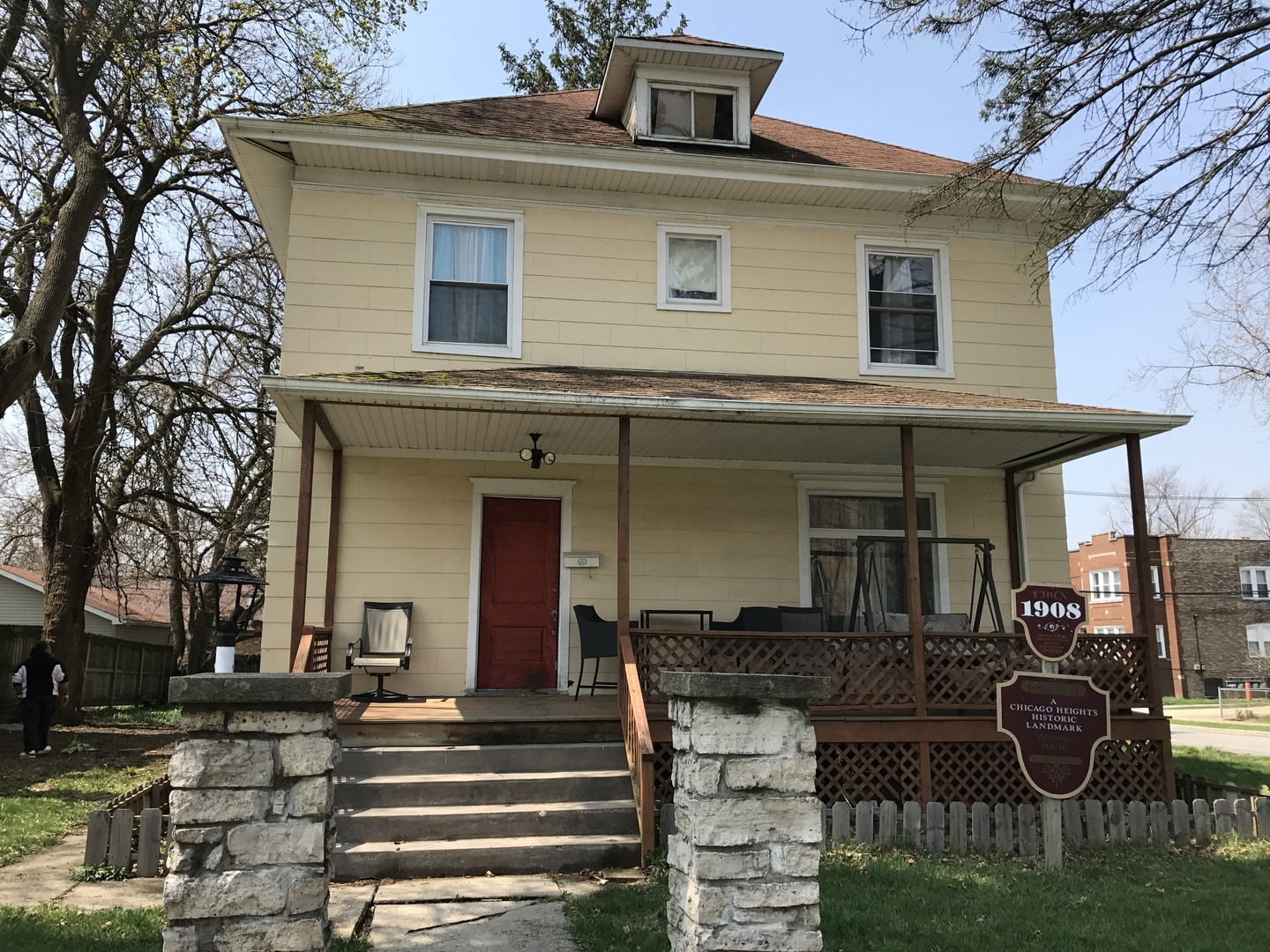Photo of 1422 Schilling Avenue  CHICAGO HEIGHTS  IL