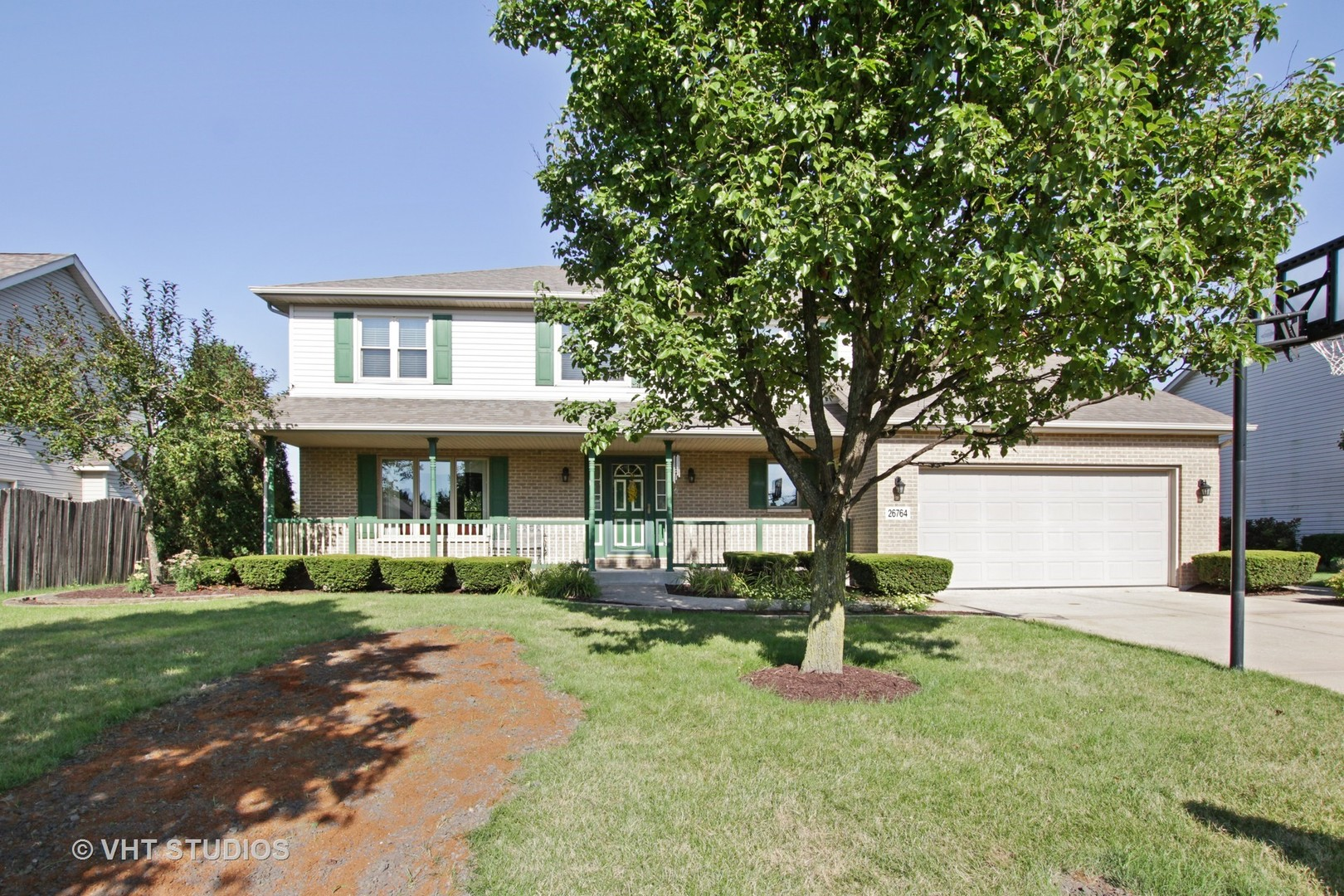 Photo of 26764 South Overland Drive  CHANNAHON  IL