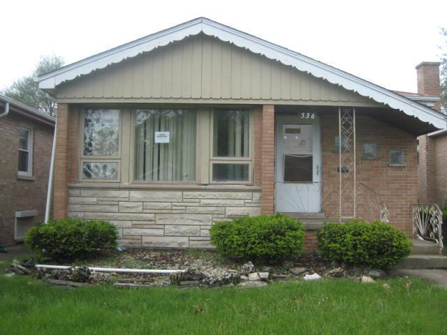 Photo of 536 Frederick Avenue  BELLWOOD  IL