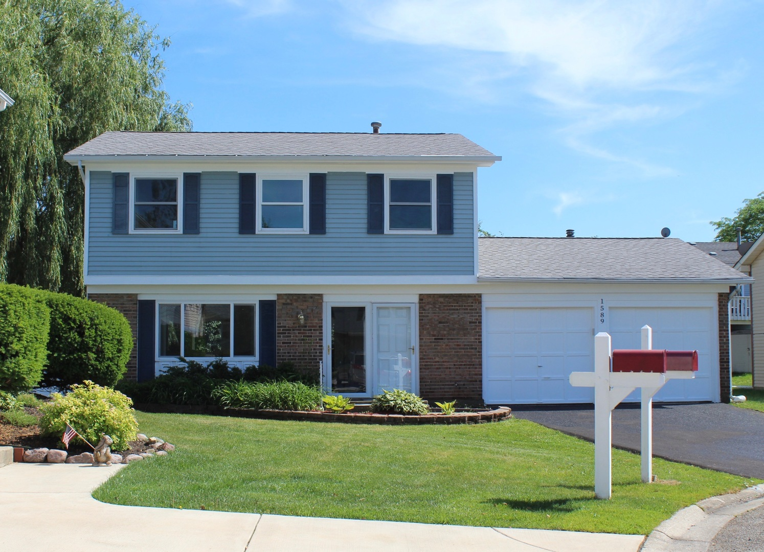 Photo of 1589 East Bayside Court  HOFFMAN ESTATES  IL