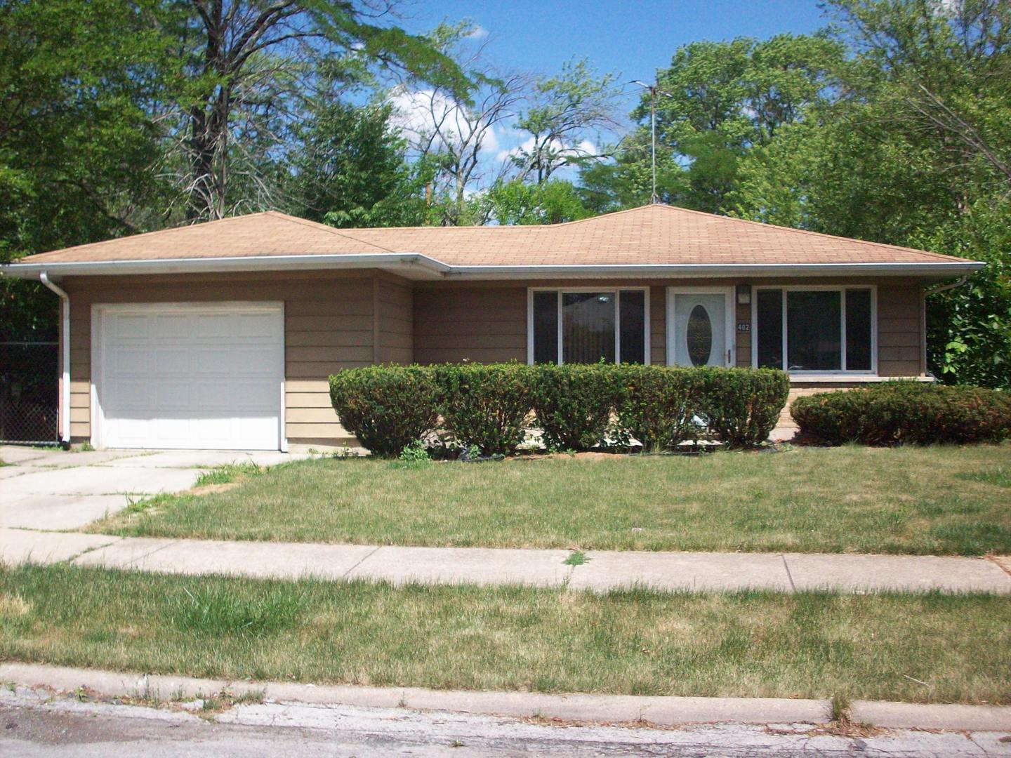 Photo of 402 Wilshire Street  PARK FOREST  IL