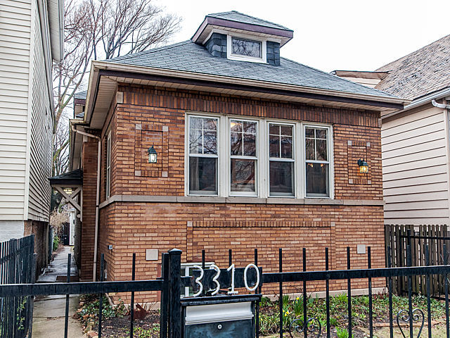 Photo of 3310 North Bell Avenue  CHICAGO  IL