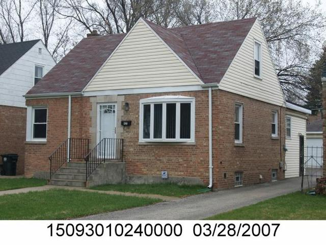 Photo of 437 Frederick Avenue  BELLWOOD  IL