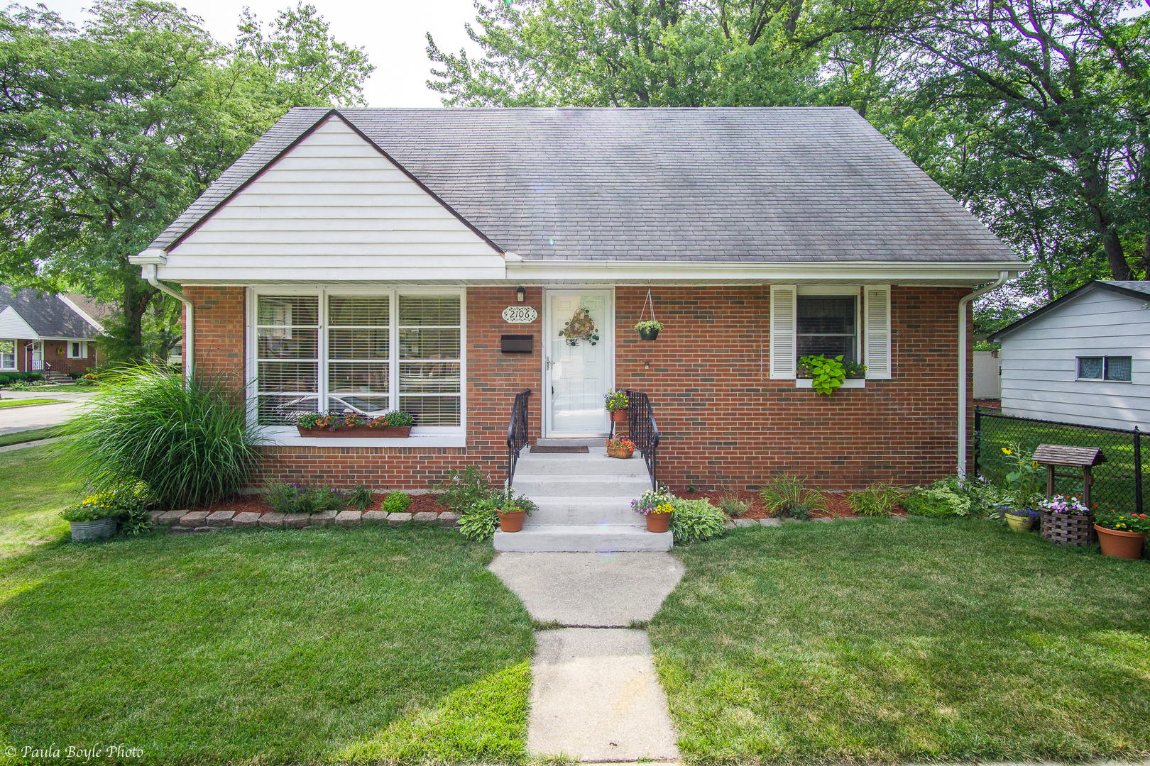 Photo of 2106 Downey Road  HOMEWOOD  IL
