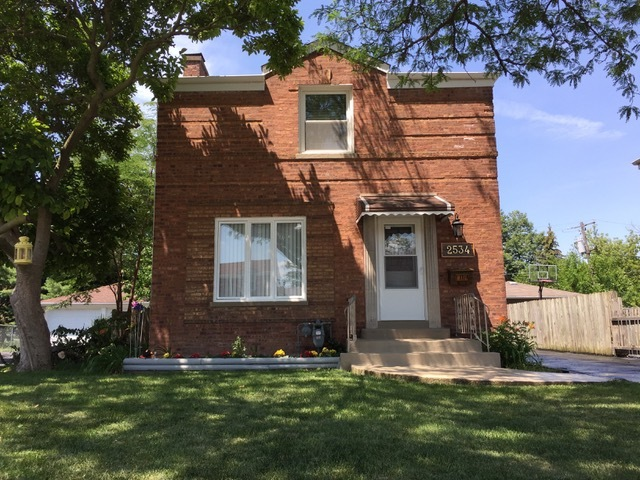 Photo of 2534 Westbrook Drive  FRANKLIN PARK  IL