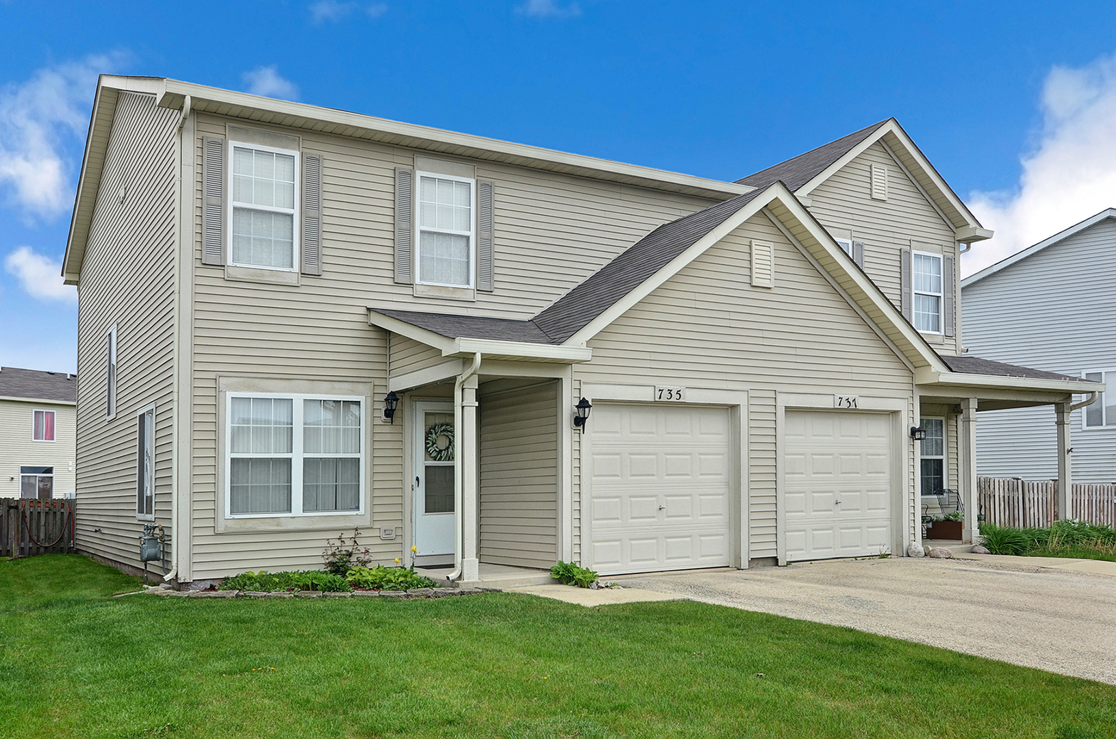 Photo of 735 Bayles Drive  ROMEOVILLE  IL