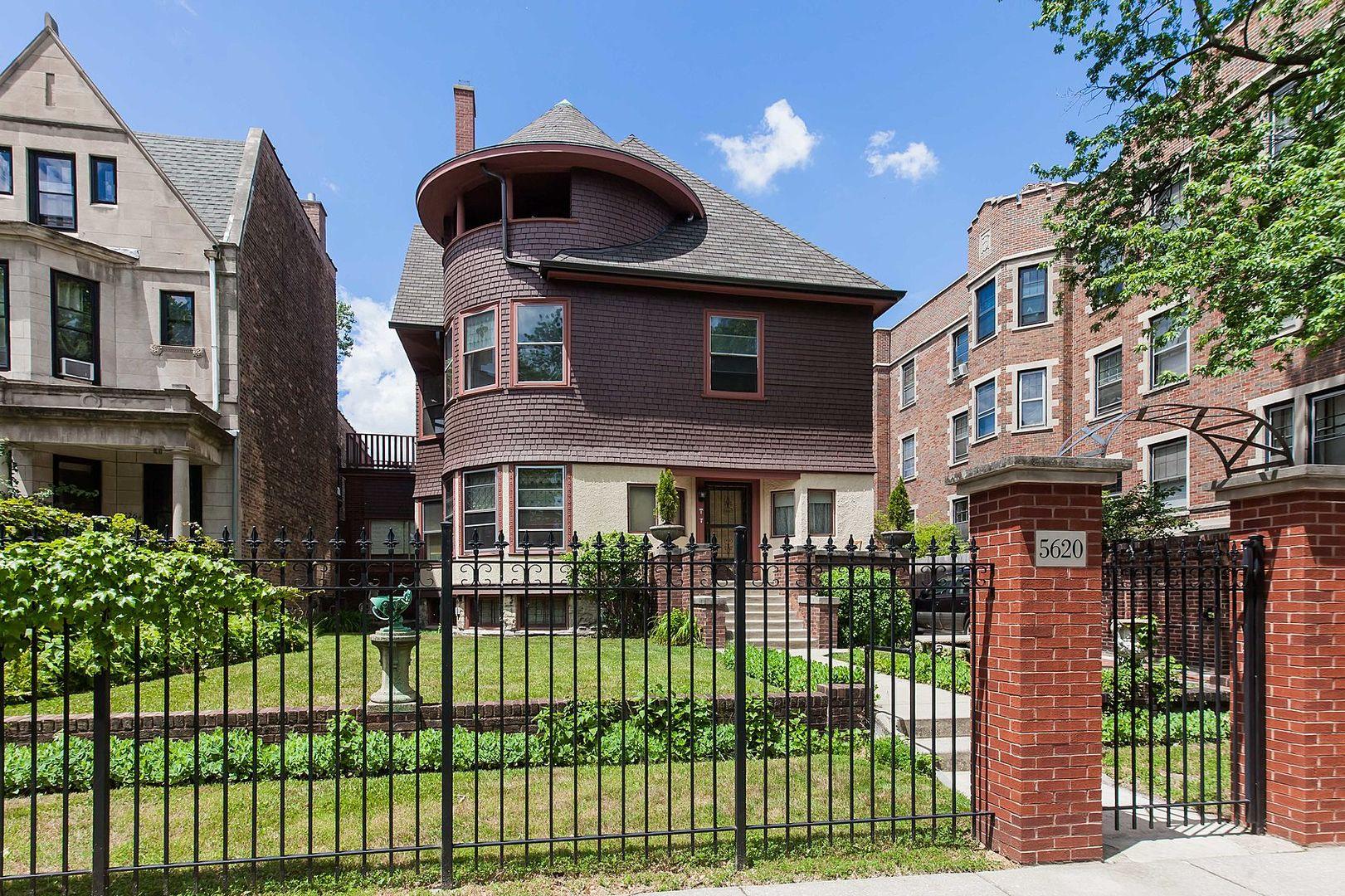 Photo of 5620 South BLACKSTONE Avenue  CHICAGO  IL