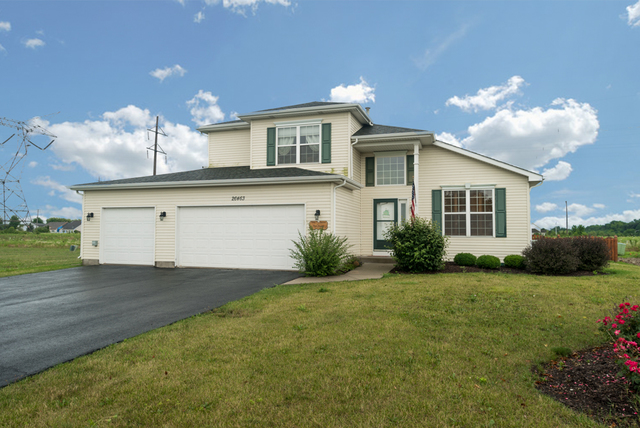 Photo of 26463 Wild Rose Drive  CHANNAHON  IL