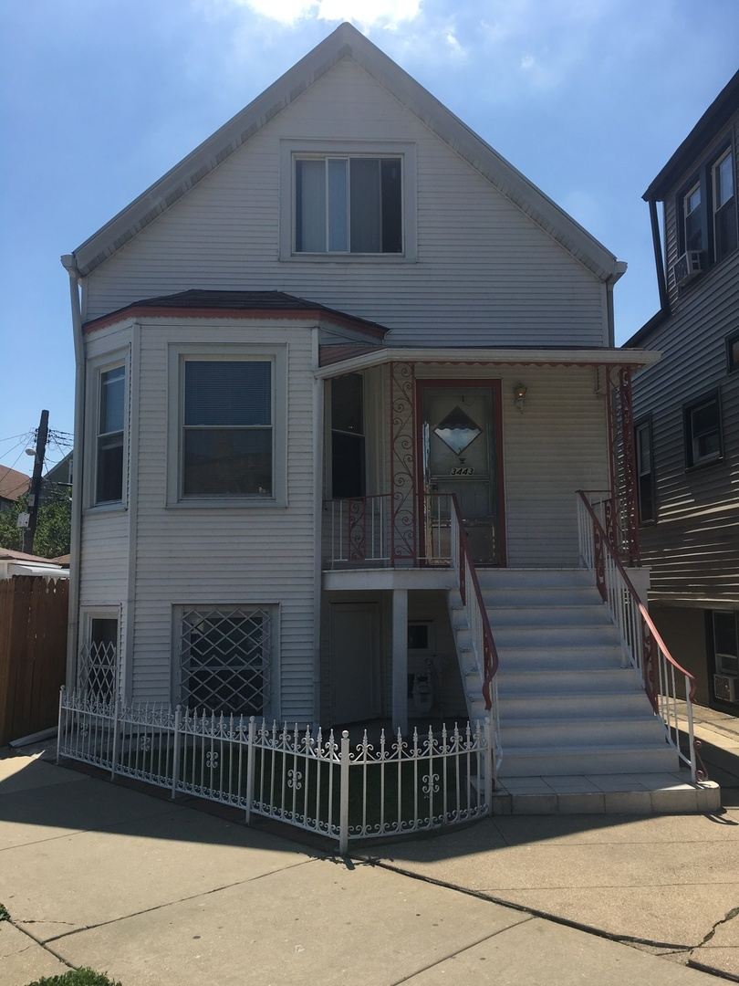 Photo of 3443 West Barry Avenue  CHICAGO  IL