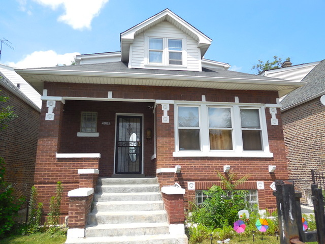 Photo of 4908 West KAMERLING Avenue  CHICAGO  IL