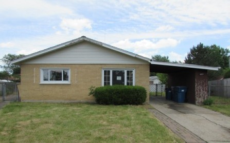 Photo of 11723 South KEELER Avenue  ALSIP  IL