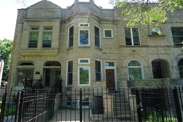 Photo of 4447 South Ellis Avenue  CHICAGO  IL