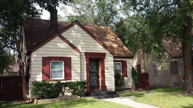 Photo of 157 West Glen Lane  RIVERDALE  IL