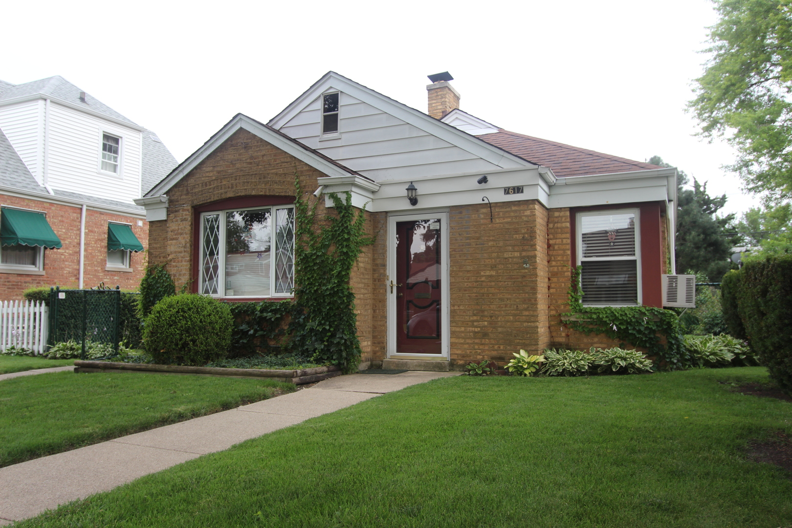 Photo of 7617 West BALMORAL Avenue  CHICAGO  IL